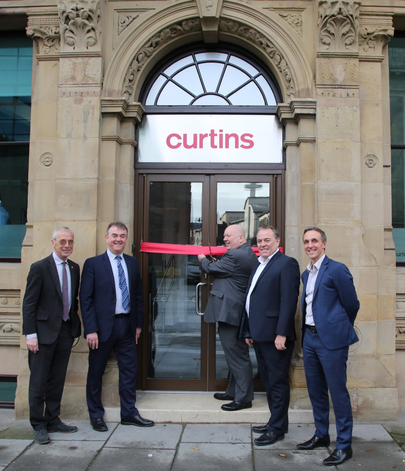 Curtins Moves To New Liverpool Headquarters